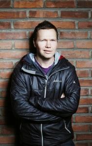 Filmkomponist Magnus Beite.