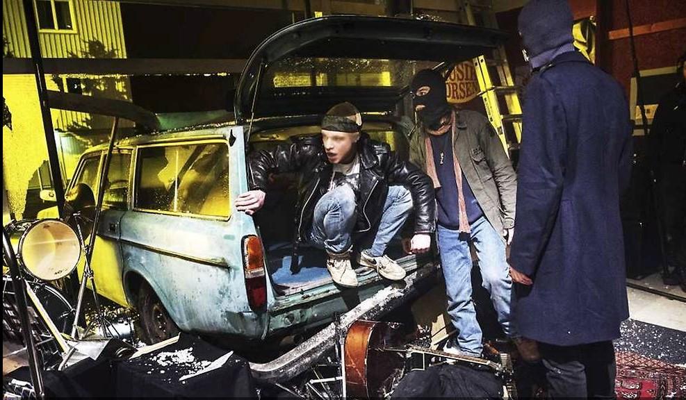 """Fra Jens Liens """"Viva Hate"""" (Foto: Anagram)"""