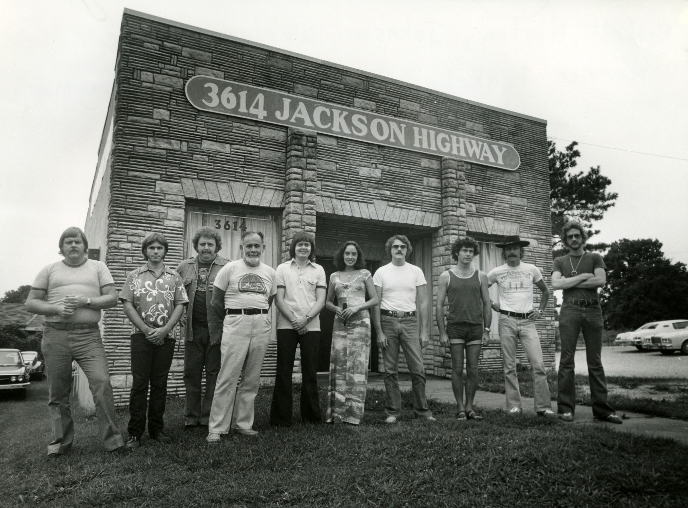 """This undated image released by Magnolia Pictures shows a group of studio musicians known as The Swampers at the Muscle Shoals Sound Studio in Muscle Shoals, Ala., a subject of the documentary """"Muscle Shoals.""""  Jimmy Iovine and Luke Wood were so moved by the """"Muscle Shoals"""" documentary, they're putting up money to make sure the unique spirit of the Alabama music haven lives on. The Beats Electronics officials are starting a program to refurbish and upgrade two historic studios in Muscle Shoals _ FAME Recording Studios and Muscle Shoals Sound Studio _ then will install education programs to train a new generation of producers, audio engineers and musicians. North Alabama remains a fertile musical proving ground, with a thriving scene that includes Jason Isbell, Alabama Shakes and John Paul White, one half of The Civil Wars. (AP Photo/Magnolia Pictures)"""