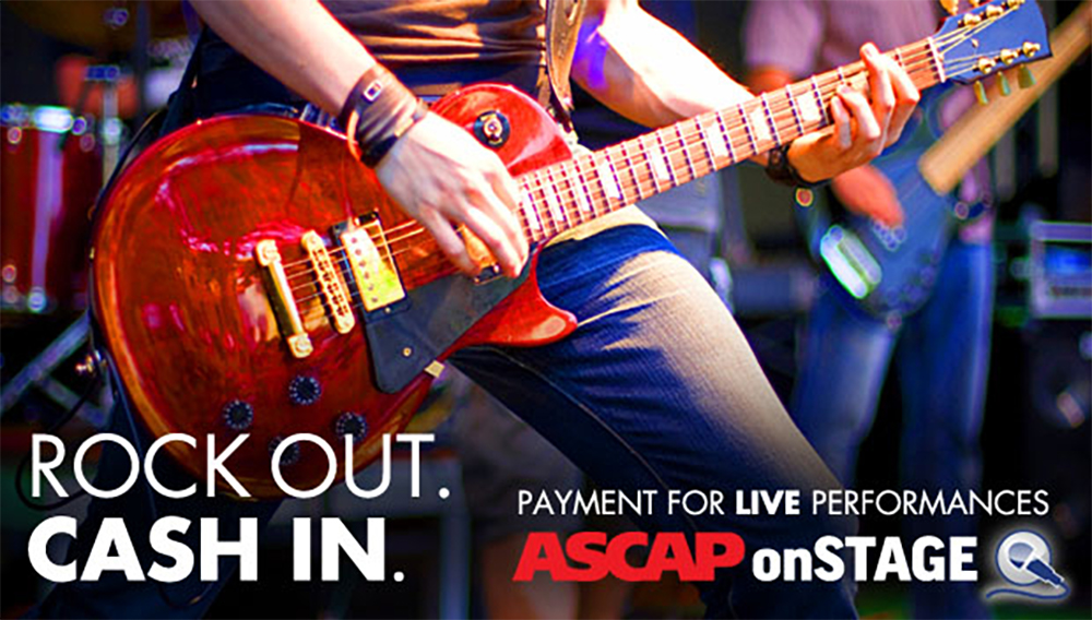 Ascap Onstage