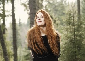 """Kari Rueslåtten åpner i dag Olavsdagene med sin versjon av """"Turn! Turn! Turn!"""", og i oktober kommer nytt album. (foto: Arild Juul)"""