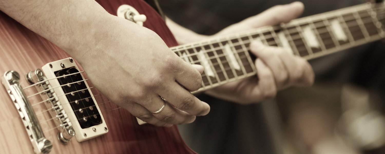 Musiker_gitar