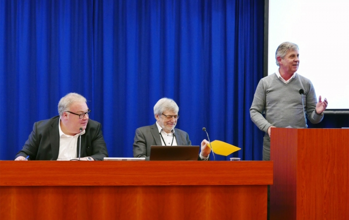 TONO deltok i høringsmøte om ny åndsverklov