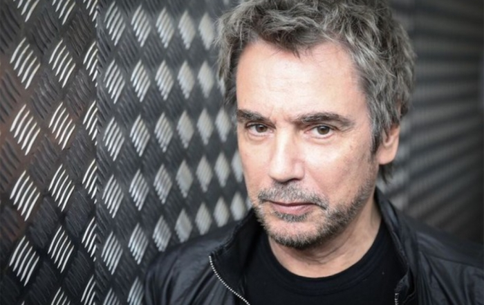 Jean Michel Jarre om «Global Collections Report»