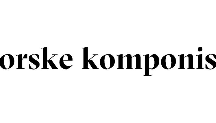 Enklere å søke støtte fra Det norske komponistfond