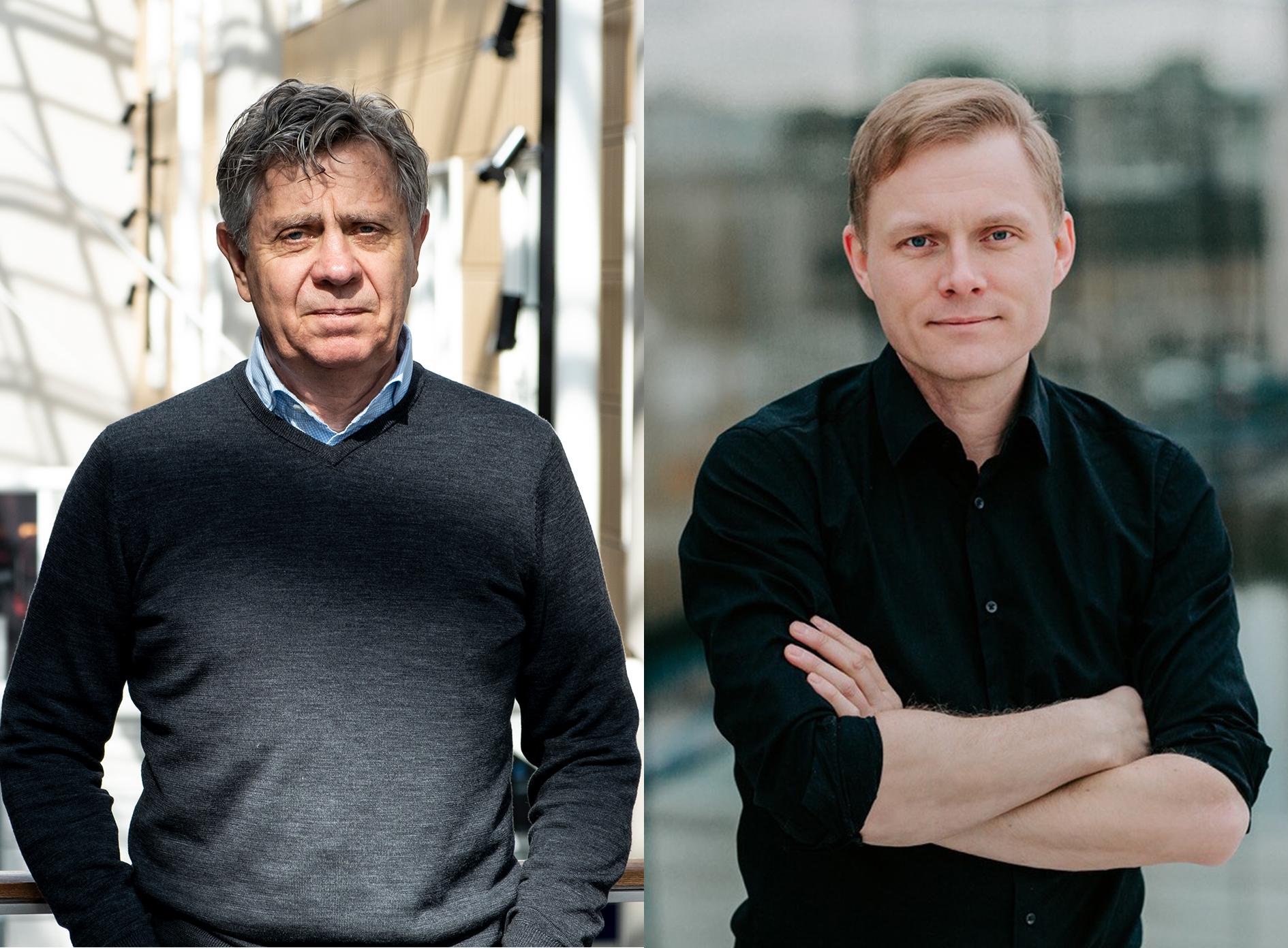 Cato og Jørgen