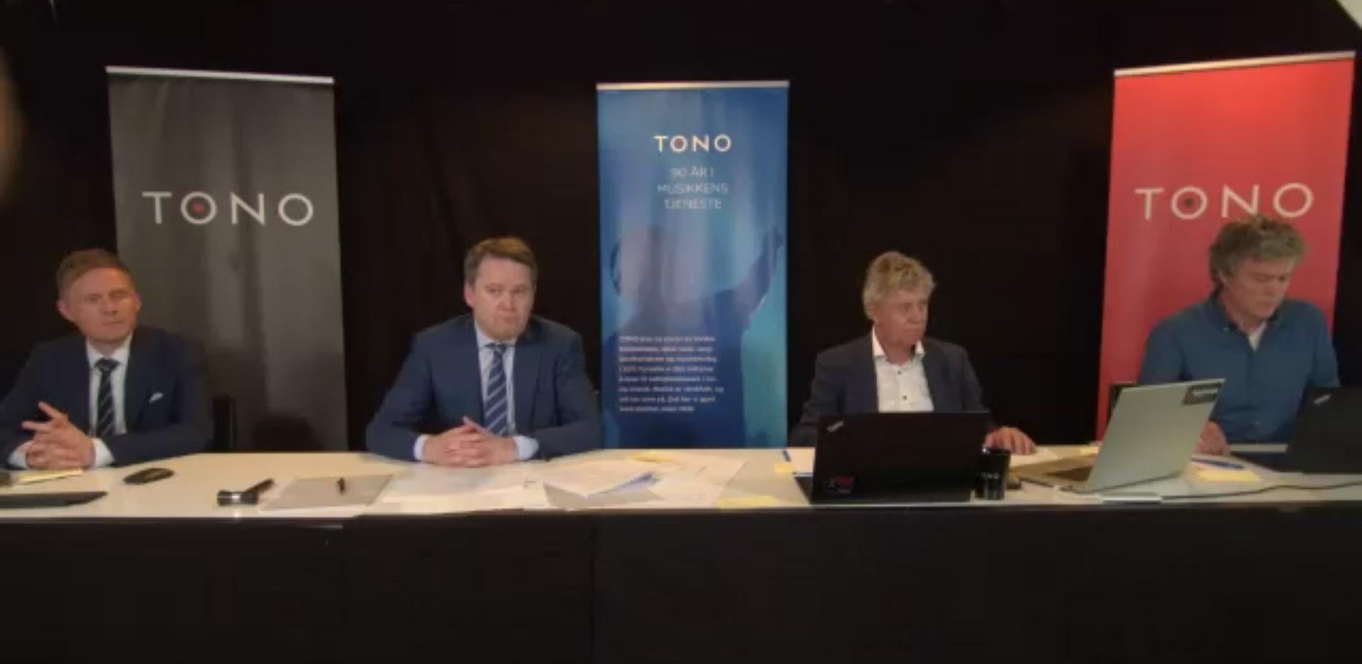 tono årsmøte 2021